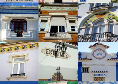 Enjoy Portuguese architecture on your bike trip