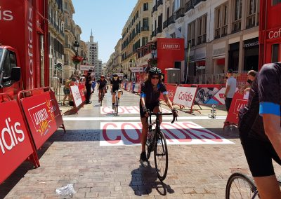 Cycle the Vuelta 2019 Time Trial of L