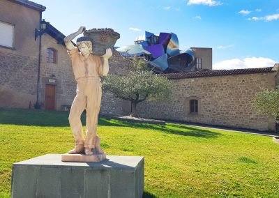 Cycle to the Marques de Riscal