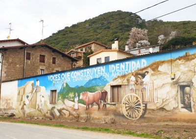 Basque Country Art in La Rioja