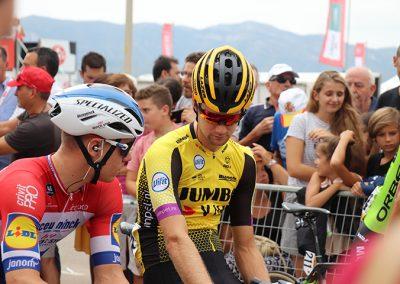 La Vuelta a España Stage Depart