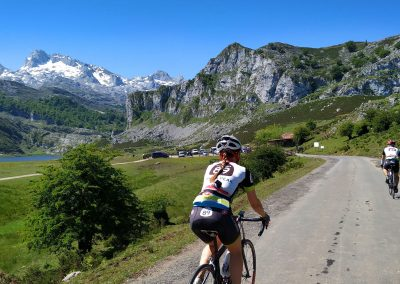 Famous Vuelta Climbs     €2,095            Northern Spain      7 DAYS    Epic