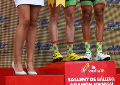 How to get good cycling legs