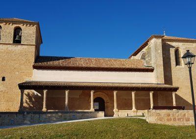Mudejar Architecture in Aranda de Duero, Spain