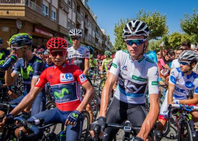 Cycling Bike Tour of La Vuelta Spain 2019