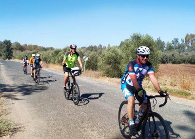 Road Bike Trip in Andalucia