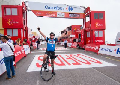 Ride La Vuelta Spain Route