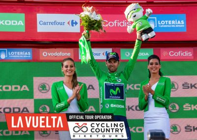 TICKETS TO SEE LA VUELTA GRAND TOUR