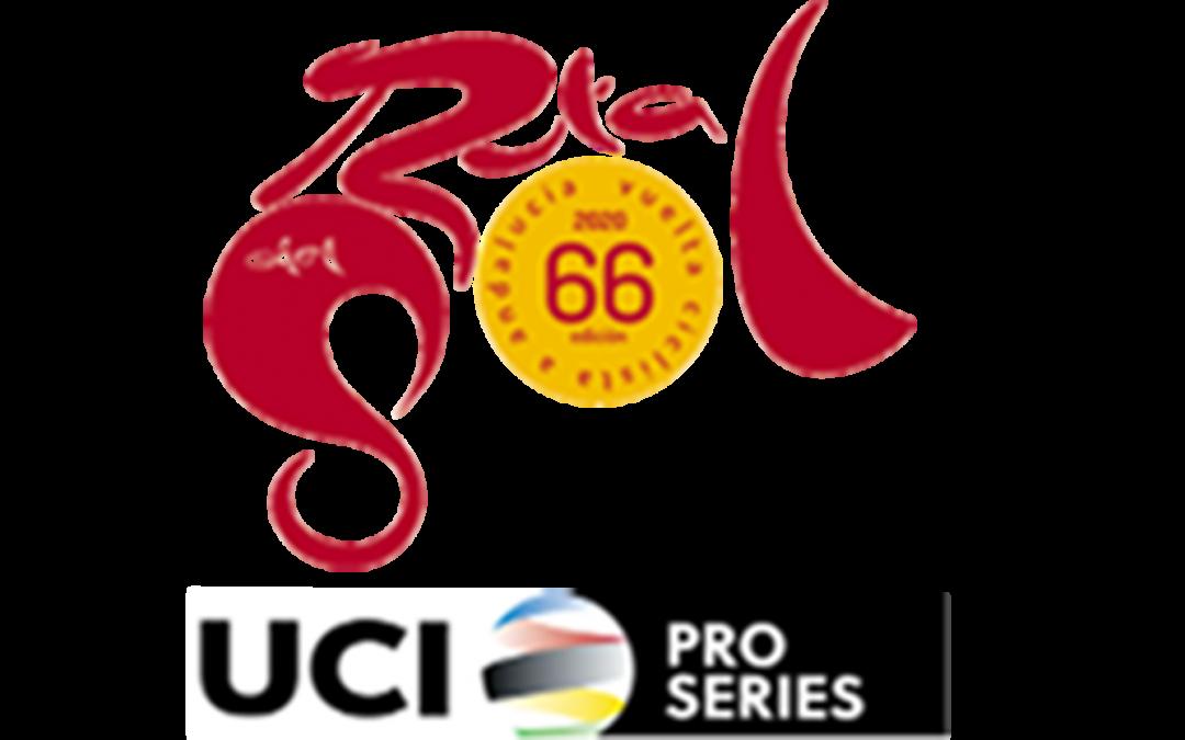 Vuelta a Andalucía €tbc    Spain  Feb 2021