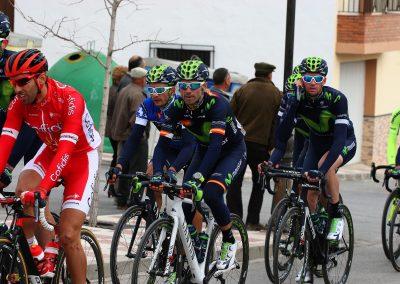 Valverde, Vuelta a Andalucia