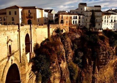 Road Bike Trip to White Villages of Andalusia to Ronda