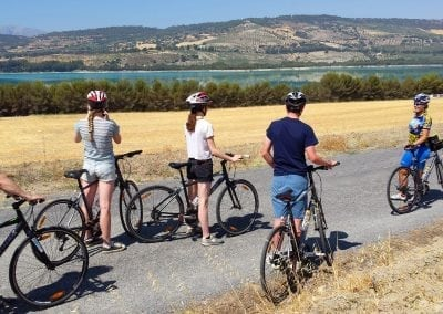 Cycle Day Rides in Alhama