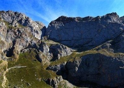 Cycling the Camino de Santiago, road cycling in the Spain's Picos de Europa