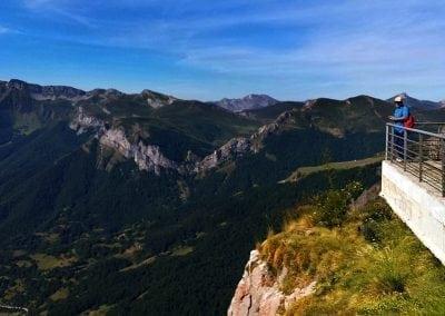 Cycling the Camino de Santiago, road cycling in the Picos de Europa