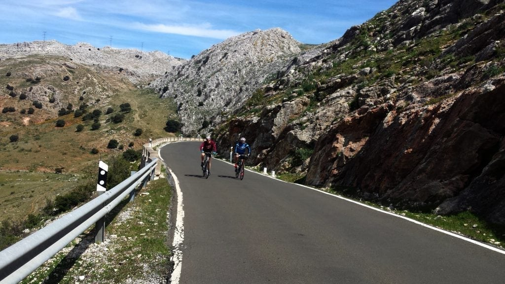 Self led Bike Tour in Andalucia