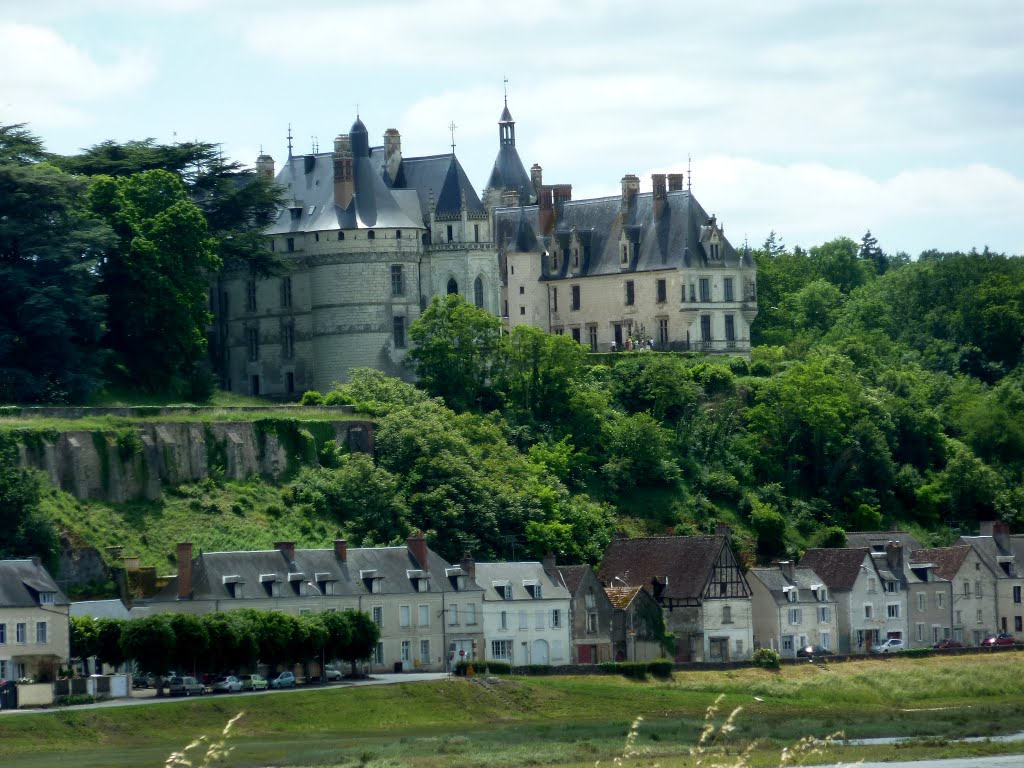 Cycling in France, Loire Valley Bike Tour Chateau