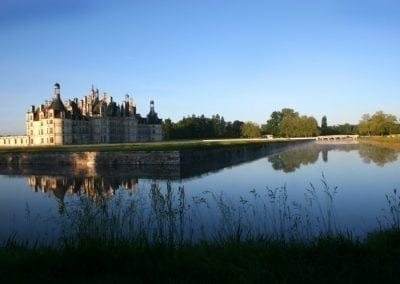 Chateaus Cycling the Loire Valley, France