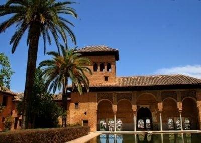Bike Tours - The Alhambra, Granada, Spain