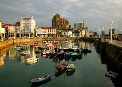 Spain's Green Coast      €1,125            Spain      9 DAYS    New
