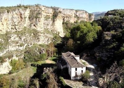 "The Gorge, ""Tajos"" of Alhama de Granada"