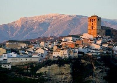 Road Cycling Alhama de Granada