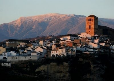 Self-Guided Cycling in Andalucia, Spain