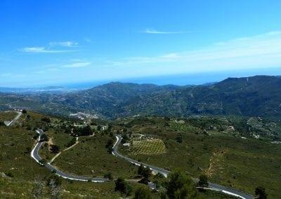 Road Bike Tours Andalucia, Spain