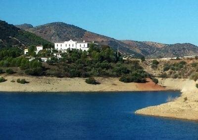 Cycling Southern Spain - Iznajar