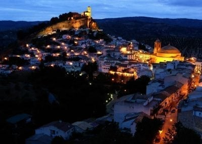 Cycling Tours in Andalucia, Montefrio