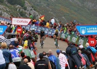Ride La Vuelta Climb Lagos de Covadonga