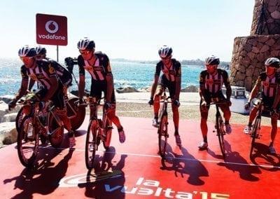 Road Bike La Vuelta Tour, Cycle Stages