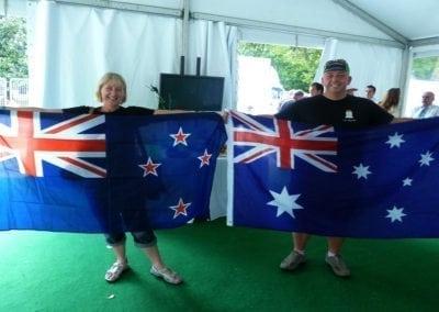 La Vuelta a España Road Bike Tour - Proud Kiwi & Australians