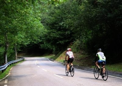 Ride Stages of La Vuelta 2019, Cycling Country Riding Route, North Spain