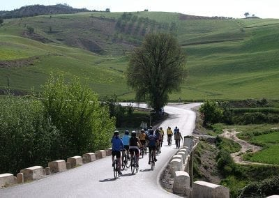 Cycling in Andalucia, Quiet Paths tour