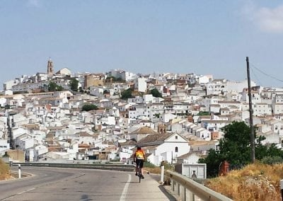 Cycling in Andalucia