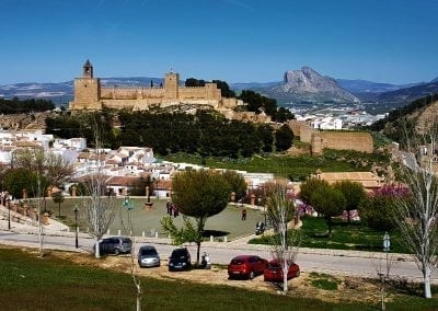 Road Bike Trip to Antequera near Costa del Sol