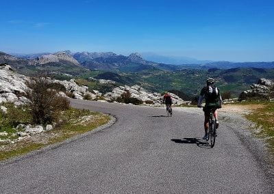 Best road Cycling in Spain, bike Andalucia