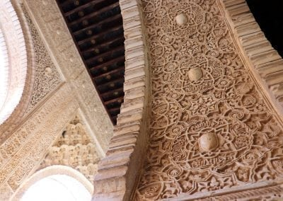 Cycle to Granada on your Bike Tour and Visit the Alhambra palace