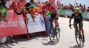 Ride La Vuelta see Chris Froome, Esteban Chaves
