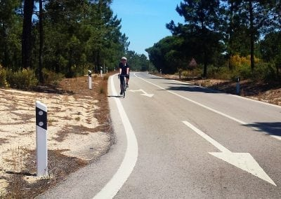 Cycling the West Coast of Portugal