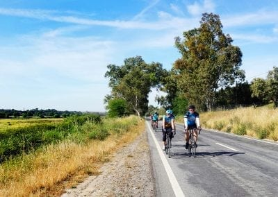 Cycling To the Algarve