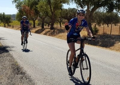 Cycling To the Algarve,Portugal