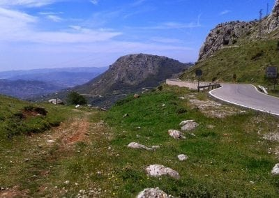 Road Cycling in Inland Southern Spain