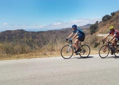 Road Cycling in Spain's Mediterranean Coast