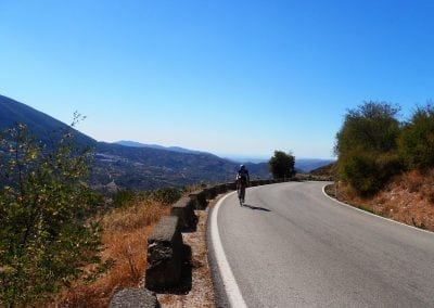 Road Cycling in Inland Andalucia