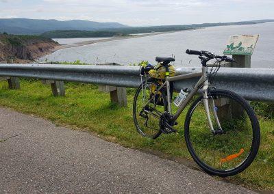 Cycling Nova Scotia