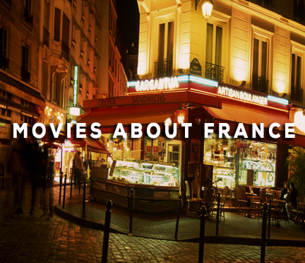 Best Movies to watch if travelling to France