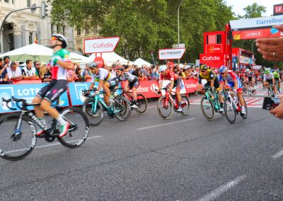Stage Winner in La Vuelta