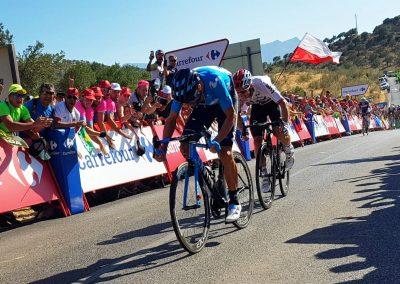 Vuelta2019 Bike Tour Valverde Caminito
