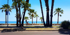 Cycling On the Costa Del Sol